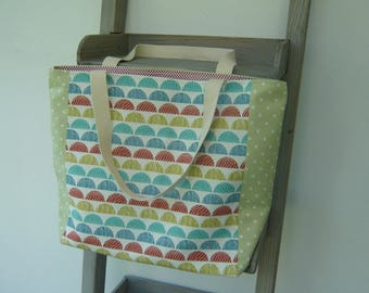 All-in-one cotton tote bag