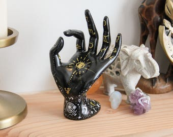 Palmistry Hand decoration
