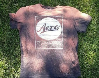 Acid washed Aeropostale tshirt!!