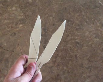 Cosplay throwing knives