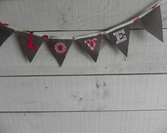 Valentine GARLAND fabric N 2