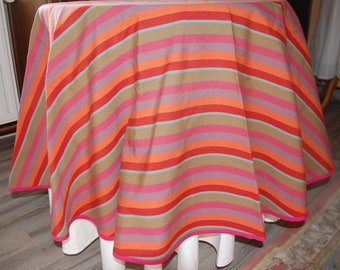 ROUND TABLECLOTH cotton 150 cm