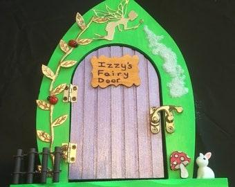 Made to order Fairy Door /  Tooth fairy door