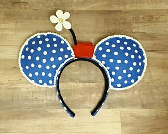Vintage Minnie inspired ears