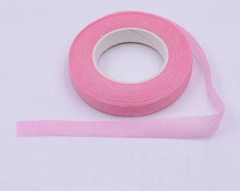 A ROLL D ABOUT 25 YARDS OF FLORIST TAPE