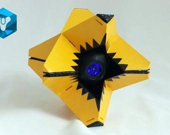 Full scaled LED Ghost Osiris shell
