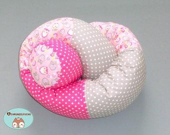Crib sheets / bed snake 180 cm