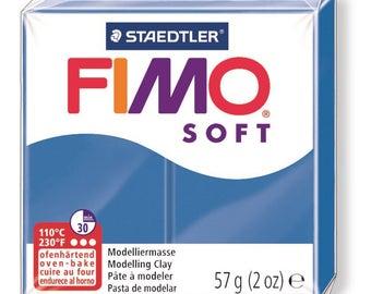 Fimo Soft 57 g - blue Pacific No. 37 - Ref 68020037