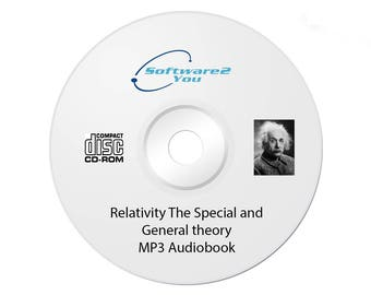 Relativity: The Special and General Theory Albert Einstein ( 1879-1955) - MP3 Audiobook CD