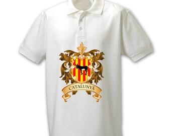 Polo style Catalan