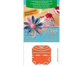 frilly flower petal Clover maker