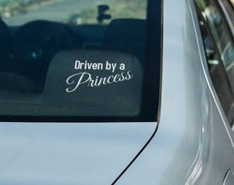 Car Window Decal Etsy