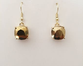 Small Single Drop Earring