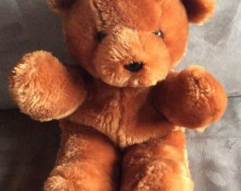 Teddy bear heating pad