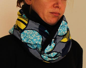 Snood double fleece neck-Choker and Wax - Nelly