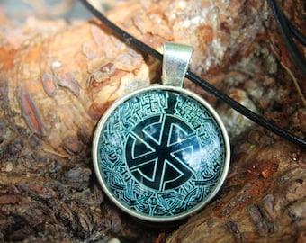 Amulet Slavic Yarovrat