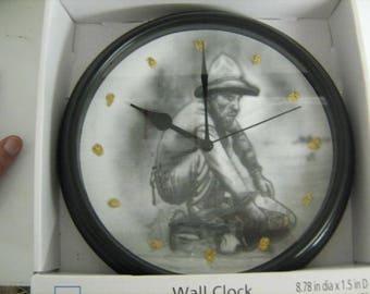 Black Miners Clock