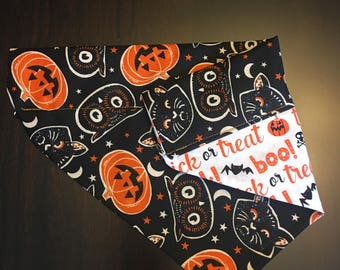Dog Bandana (over the collar ) Halloween
