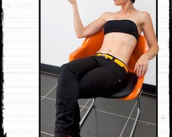 """Slim BaZick"": women slim black pants"