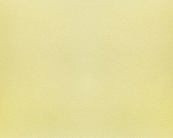 Faux leather cord - vanilla color sheet