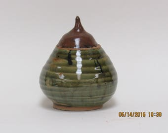 Pear Shaped Vessel