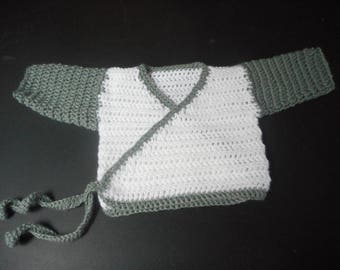 top heart cross white and gray
