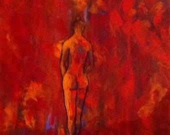 Nude abstract Nadège
