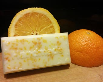 Freshly Squeezed – Handmade Natural Vegan and Gluten Free Soap Bar