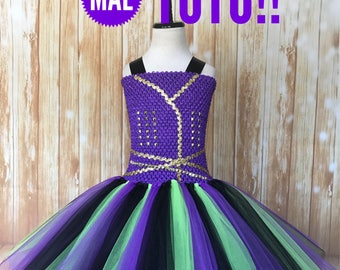 how to make a mal costume from descendants 2