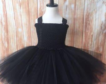 Black tutu dress | Etsy