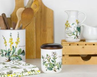 Villeroy & Boch Botanica Herbal Potty Euphrasia officinalis
