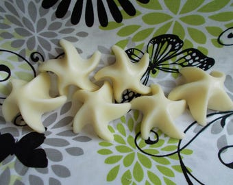 Starfish Lotion Bar, 100% natural, Paraben Free, Made with Cocoa Butter