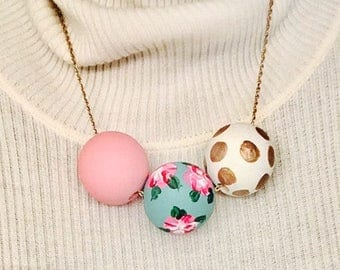 The Lilly Bauble Necklace
