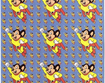 Mighty Mouse Blotter art