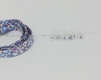 """Personalized necklace """"Simplicity"""" by Palilo (6 prints to choose) by Palilo jewelry"""