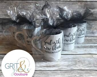 Soul Is the New Black Coffee Mug