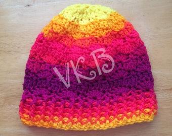 Teen/Adult Hat, Beanie, Cap, Handmade, Crochet, Ready to ship