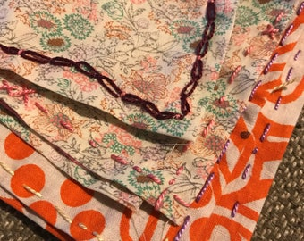 Set of two cloth napkins