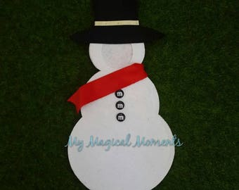 Elf Compatible Costume- snowman