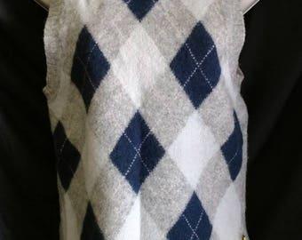 Duck Head lambswool sweater vest