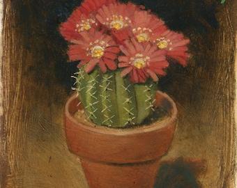 Cacti3 [original painting]