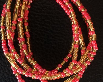 Ghana waist beads Etsy