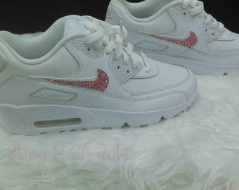 SWAROVSKI bedazzled Nike Air Max 90 Shoes