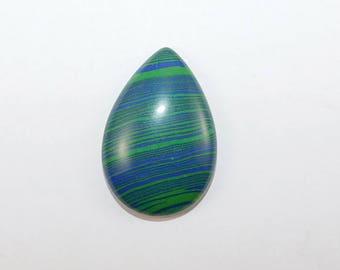 Rainbow Calsilica Stone-Designer Rainbow Calsilica Cabochon-Loose Cabochon-Loose Gemstone-Pear Cabochon-Jewelry Supplier