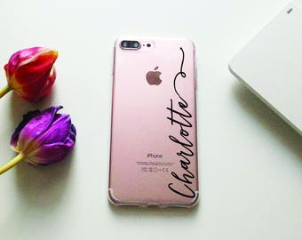 Custom text iPhone, Custom text Samsung, iPhone X, iPhone 7 8 plus, iPhone 7 8, iPhone 6s, iPhone 5, Samsung Galaxy S7 S6