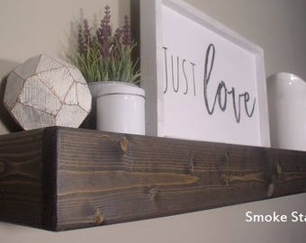floating shelf floating shelves kitchen shelves nursery shelf bathroom shelf rustic
