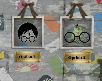 Harry Potter Scar Decals