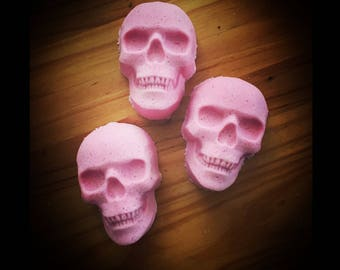 Dead Head Skull Bath Bomb