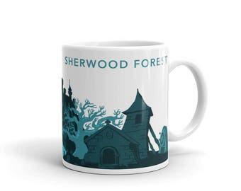 "Sherwood Forest ""You Aren't Here"" Mug"