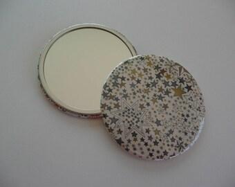 7.50 cm 75 mm liberty Adelajda Pocket mirror
